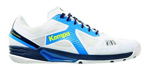Da azul Fair Bianco Pallamano Scarpe Wing Mar 000 Uomo Lite Kempa azul blanco wO8tfU