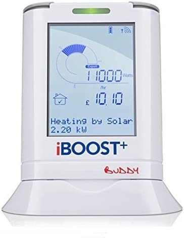 """Système de suivi """"BUDDY"""" pour routeur solaire Solar Iboost+"""