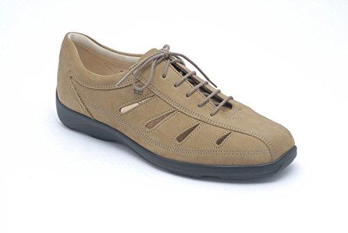 Finn Comfort Para Mujer Nobuck De Cordones Cuero Zapatos rrAwqgdU
