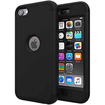 Amazon ipod touch 5 caseipod touch 6 caseheavy duty high ipod touch 5 caseipod touch 6 caseheavy duty high impact armor case ccuart Images