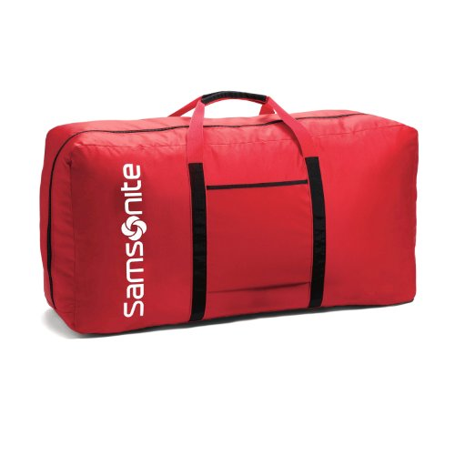 Samsonite Tote-a-ton 32.5″ Duffle Luggage, Red, One Size