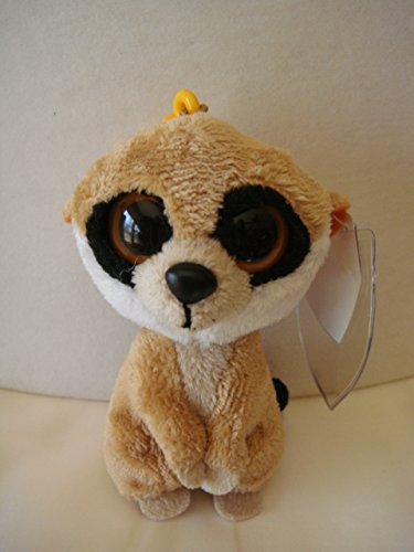 Amazon.com   Ty s Rare and Retired Rebel the Meerkat Beanie Boo CLIP-Mint  with Mint Tags   Everything Else 6eb0c65e6ce