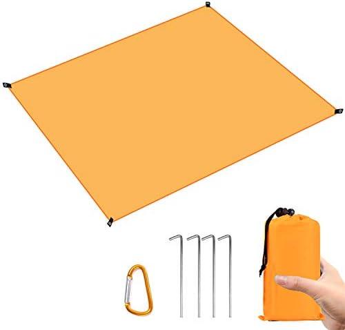 Perkisboby Blanket Waterproof Camping Carabiner
