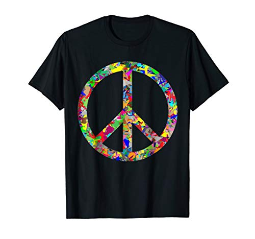- Peace Sign T-Shirt