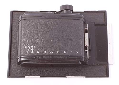 GRAFLEX Graphic 23 6X9 120 ROLL Film Back for 4X5 View Camera 415-3