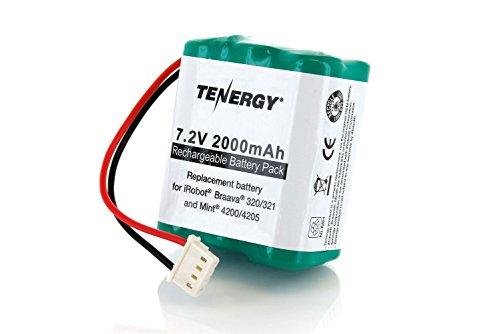irobot braava 320 battery - 4
