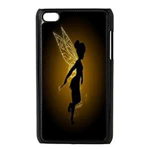 [StephenRomo] FOR IPod Touch 4th -Tinker Bell in The Wind PHONE CASE 13