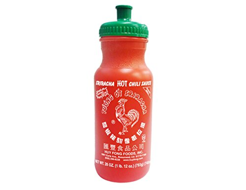 Ripple Junction Sriracha Water Bottle product image