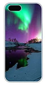 Brian For Ipod Touch 4 Phone Case Cover - Fashion Style Aurora 1 White PC Hard For Ipod Touch 4 Phone Case Cover Kimberly Kurzendoerfer