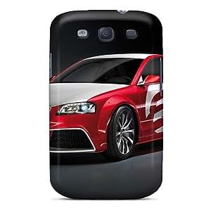 Galaxy S3 Case Cover With Shock Absorbent Protective PGacUty1555cgNwA Case