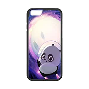Lovely Panda Protective Case 191 For Apple Iphone 6 Plus 5.5 inch screen Cases At ERZHOU Tech Store