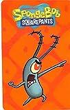 Sheldon Plankton trading card Sponge Bob arcade