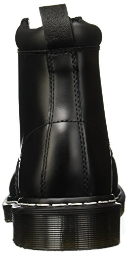 Adulto Stringato – Black Unisex Martens 939 Stivaletto Dr Smooth g67AqnH