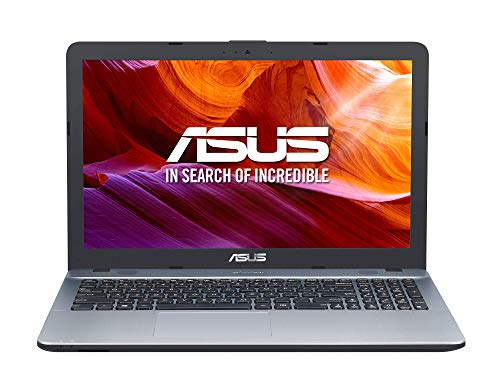 ASUS R540MA-GQ757 – Portátil de 15.6″ HD (Intel Celeron N4000, 4GB RAM, 256GB SSD, Intel HD Graphics, sin sistema operativo) Teclado QWERTY Español