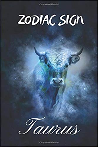 Zodiac Sign Taurus: Zodiac Notebook, Journal, Diary (110 Pages