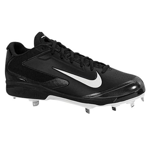 Nike Huarache Pro Honkbalklem Zwart / Wit