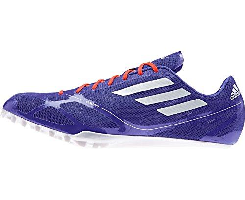 Adidas Adizero Prime Finesse Zapatilla De Correr Con Clavos - SS15 Morado