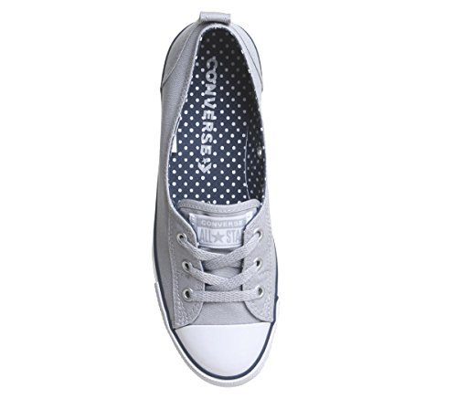 Grey Navy Taylor White Wolf Pantofole Donna Chuck Ballet Converse Lace w5f8Onq0xz
