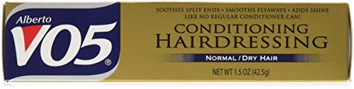 - VO5 Cond Hairdressing NORM/DRY 1.5 OZ (Pack of 4)