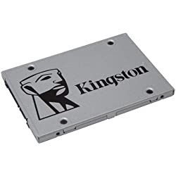 "Kingston SSDNow UV400 480 GB Solid State Drive 2.5"", SATA 3, Stand-alone Drive"