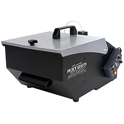 American DJ Smoke Low Lying Dry Ice Effect Fog Machine w/ Remote | MISTER-KOOL by AMERICAN DJ