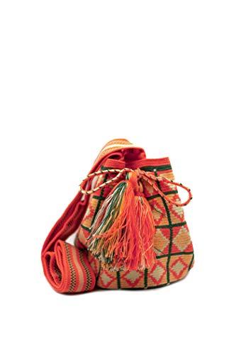 Indígenas La Mujeres De No Hecho Wayuu Hay Tribu Gota Iguales Mano Agua Por A Accesorize Bolso Dos TFPnwvWqB