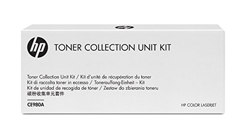 CE980A New Genuine Waste Toner Collection For HP Waste Toner Collection Reservoir Unit Kit CE980-67901