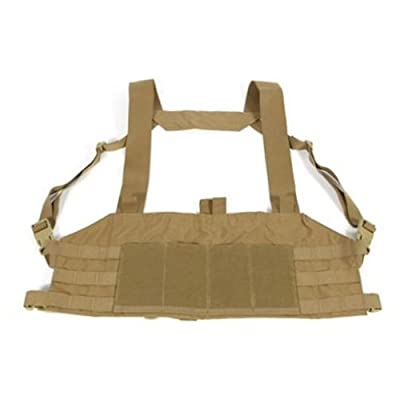 Blue Force Vickers TEN Speed CHEST Rig M4