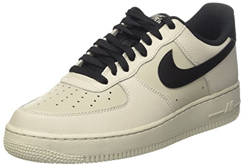 Nike Uomo Air Force 1 07 Sneakers Grigio (grigio Chiaro / Nero)