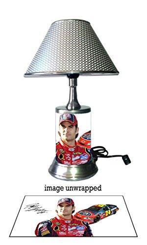 JS Jeff Gordon Lamp with chrome (Jeff Gordon Light)
