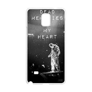 WEUKK Slipknot Samsung Galaxy Note4 case, customized phone case for Samsung Galaxy Note4 Slipknot, customized Slipknot cover case