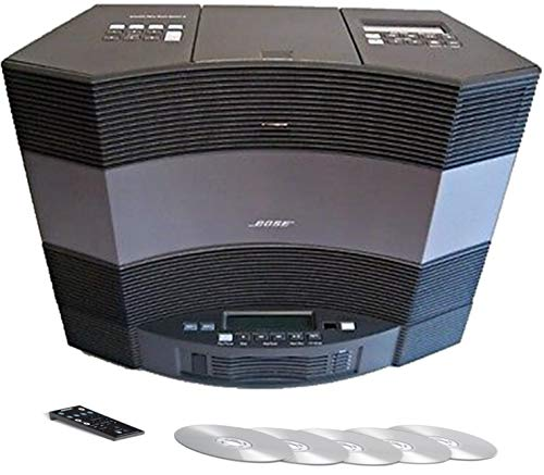 Bose Acoustic Wave music system II W/ 5-CD changer