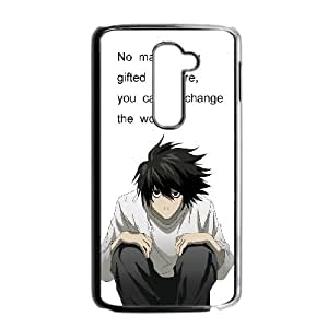LG G2 Cell Phone Case Black Death Note OYJ Phone Cases Clear Unique