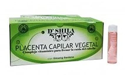 Placenta Vegetal con Ginseng 25 ml de ...