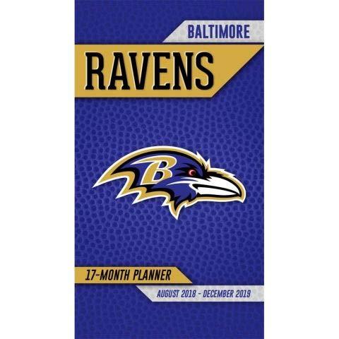 Turner Licensing Baltimore Ravens 2018-19 17-Month Planner (19998890534)