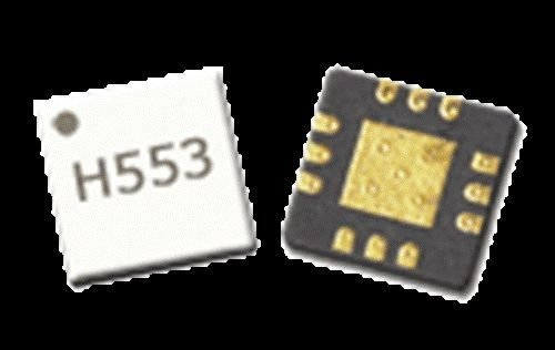 Ceramic Mixer (Hittite HMC553LC3B 7-14GHz Double-Balanced Mixer Ceramic 12 Lead 3x3mm)