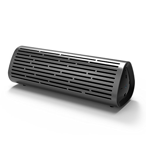 Meidong 2110 Bluetooth Speakers Portable Wireless Speaker with 12W Rich Deep Bass, Waterproof IPX5 Shower Splash Proof/Premium Aluminum Shell/12 Hours Playtime/Perfect for by meidong