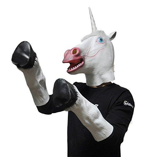 KINGM (Unicorn Hooves Costume)
