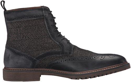 Steve Madden Men's Siftt Boot, Black/Multi, 13 M US