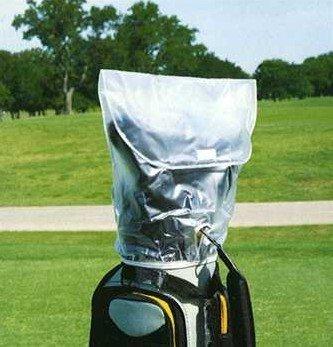 Hornungs-Golf-Bag-Rain-Hood-Cover-Clear-PVC
