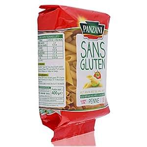Panzani Gluten Free Penne Pasta - 400 gm