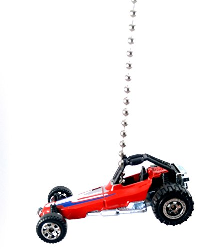 MATCHBOX Beach Vehicles Diecast Ceiling Fan Light Pull, Christmas Ornaments, Pendants (2008 Dune Buggy - ()
