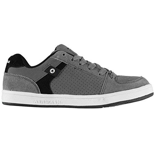 Juniors De Charbon Chaussures Skate Airwalk Baskets Brock BUnXqxEZ
