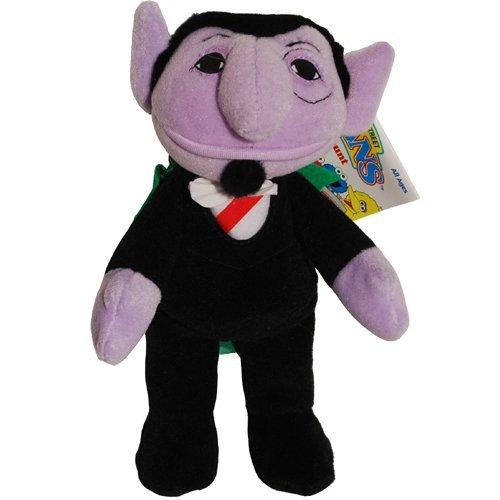 Count Dracula Sesame Street Plush
