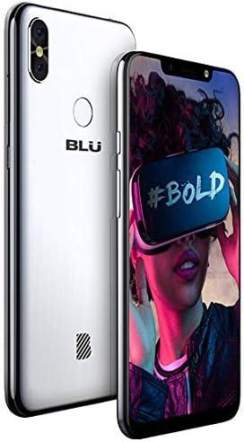 Blu Vivo One Plus 2019 Teléfono Celular Android Desbloqueado 4G LTE 16GB de Memoria-Plata: Amazon.es: Electrónica
