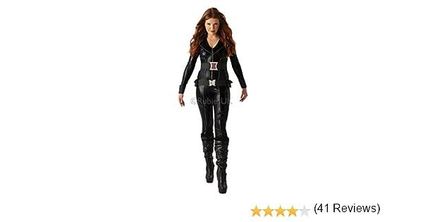 Rubiess Disfraz Oficial de Marvel, Viuda Negra, para Adultos ...