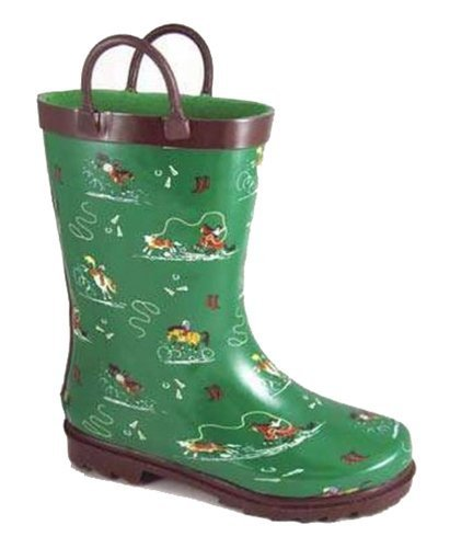 Smoky Mountain Childs Rodeo Riders Rubber Boots 1 by Smoky Mountain