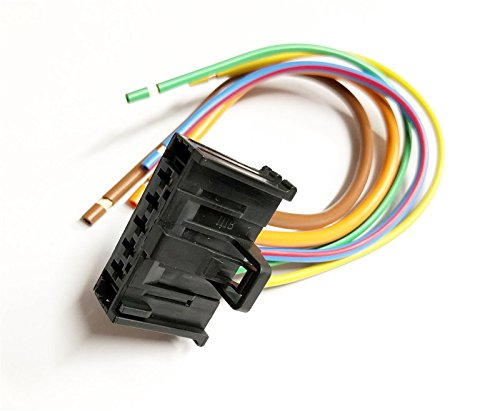 Vauxhall Opel Adam Corsa D E Heater Resistor Wiring Harness Connector Loom: