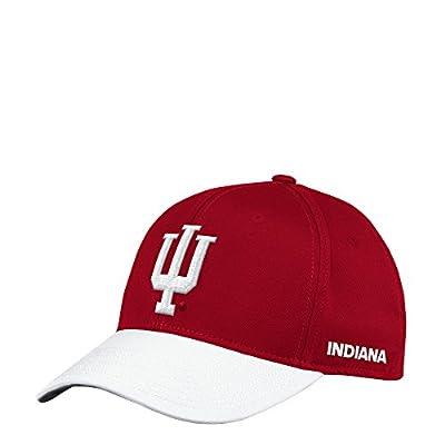 adidas Indiana Hoosiers Climalite Flexfit Sideline Hat