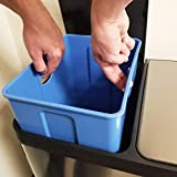 iTouchless 16 Gallon Dual Step Trash Can
